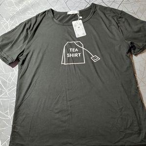 Soatrld women's shirt size medium